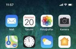 iPhone X Rahatsız Etme Modu