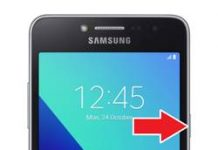 Samsung Galaxy Grand Prime Plus parmak izi ekleme