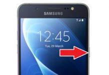 Samsung Galaxy J5 2016 Ağ Ayarlarına Sıfırlama