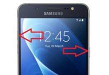 Samsung Galaxy J5 2016 Kurtarma Modu