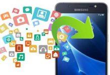 Samsung Galaxy J5 2016 veri yedekleme