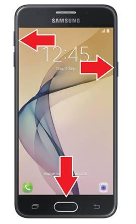 Samsung Galaxy J5 Prime Format Atma