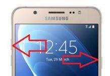 Samsung Galaxy J7 2016 Kurtarma Modu