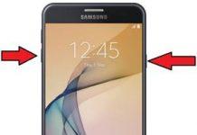 Samsung Galaxy J7 Prime Ekran Görüntüsü Alma