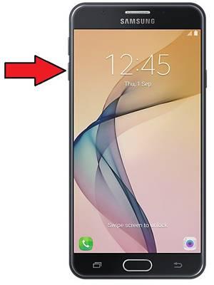Samsung Galaxy J7 Prime Güvenli Mod