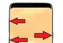 Samsung Galaxy S8 Plus Format Atma
