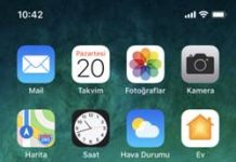 iPhone X İnternet Paylaşımı