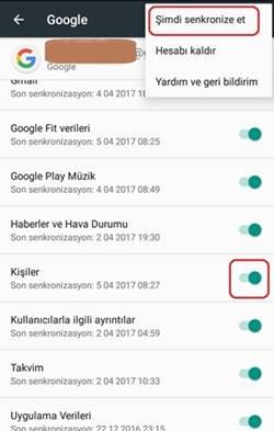iPhone X Rehberi Aktarma