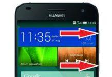Huawei Ascend G7 format atma
