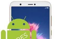 Huawei Enjoy 7S kodlar