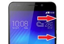 Huawei Honor 6 format atma