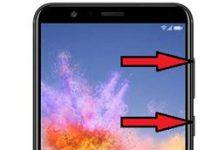 Huawei Honor 7X format atma
