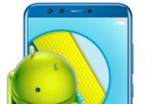 Huawei Honor 9 Lite fabrika ayarlarına döndürme