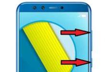Huawei Honor 9 Lite format atma