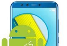 Huawei Honor 9 Lite kodlar