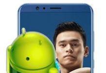 Huawei Honor V10 fabrika ayarlarına döndürme