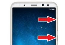Huawei Mate 10 Lite format atma