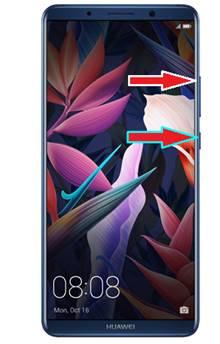 Huawei Mate 10 Pro format atma