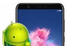 Huawei P Smart Fabrika Ayarlarına Döndürme