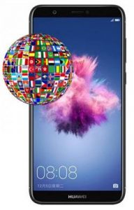 Huawei P Smart dil değiştirme