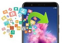 Huawei P Smart veri yedekleme