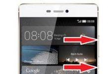 Huawei P8 format atma