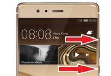 Huawei P9 Plus format atma