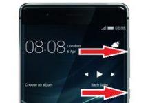 Huawei P9 format atma
