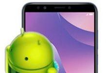 Huawei Y7 2018 fabrika ayarlarına döndürme