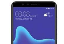 Huawei Y9 2018 format atma