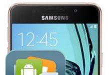 Samsung Galaxy A3 2016 Veri Yedekleme