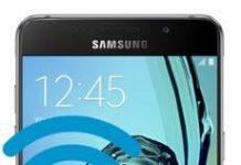 Samsung Galaxy A5 2016 Ağ Ayarlarına Sıfırlama