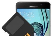 Samsung Galaxy A5 2016 SD kart biçimlendirme