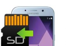 Samsung Galaxy A5 2017 Hafıza Kartına Uygulama Taşıma
