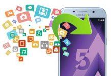 Samsung Galaxy A5 2017 Veri Yedekleme