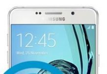 Samsung Galaxy A7 2016 Ağ Ayarlarına Sıfırlama