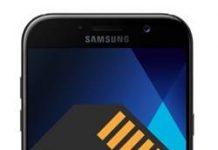 Samsung Galaxy A7 2017 SD Kart Biçimlendirme