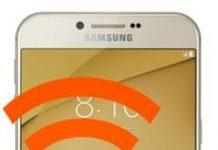 Samsung Galaxy A8 2016 Ağ Ayarlarına Sıfırlama