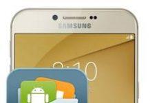 Samsung Galaxy A8 2016 Veri Yedekleme