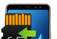 Samsung Galaxy A8 2018 Hafıza Kartına Uygulama Taşıma