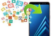 Samsung Galaxy A8 2018 Veri Yedekleme