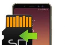 Samsung Galaxy A8 Plus 2018 Hafıza Kartına Uygulama Taşıma