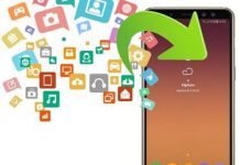 Samsung Galaxy A8 Plus 2018 Veri Yedekleme