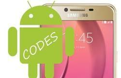 Samsung Galaxy C5 Kodlar