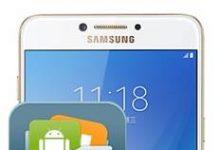 Samsung Galaxy C7 Pro Veri Yedekleme