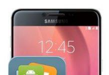 Samsung Galaxy C7 Veri Yedekleme