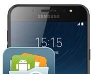 Samsung Galaxy C8 Veri Yedekleme