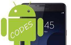 Samsung Galaxy C9 Pro Kodlar