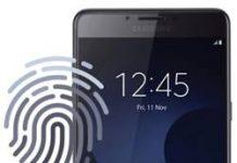 Samsung Galaxy C9 Pro parmak izi ekleme