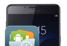 Samsung Galaxy C9 Pro Veri Yedekleme